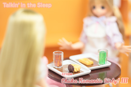 azone ちいか Romantic Girly! III