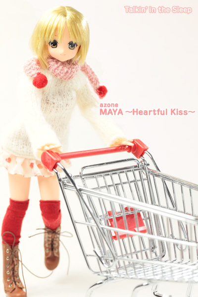 MAYA~Heartful Kiss~