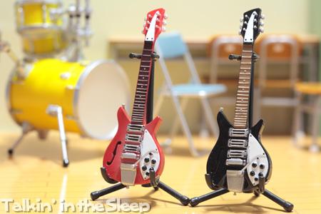 BECKギターコレクション