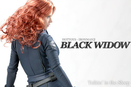 HOTTOYS BLACKWIDOW