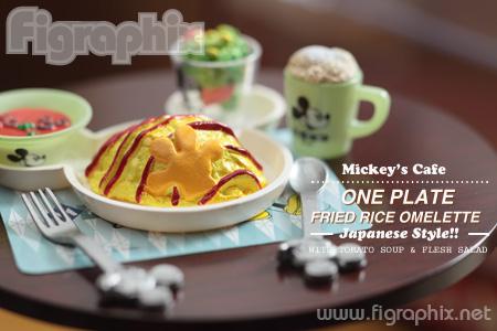 リーメント ミッキーマウス フィフティーズカフェ