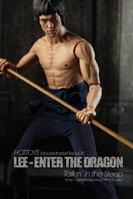 HOTTOYS Bruce Lee EntertheDragon