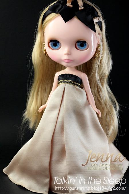 ジェンナ ファッションオブセッション