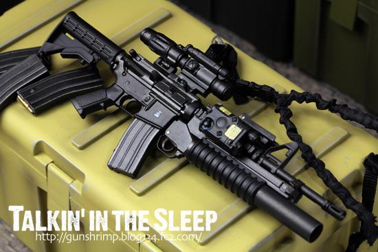 ソルジャーストーリー M203+M4A1 SET