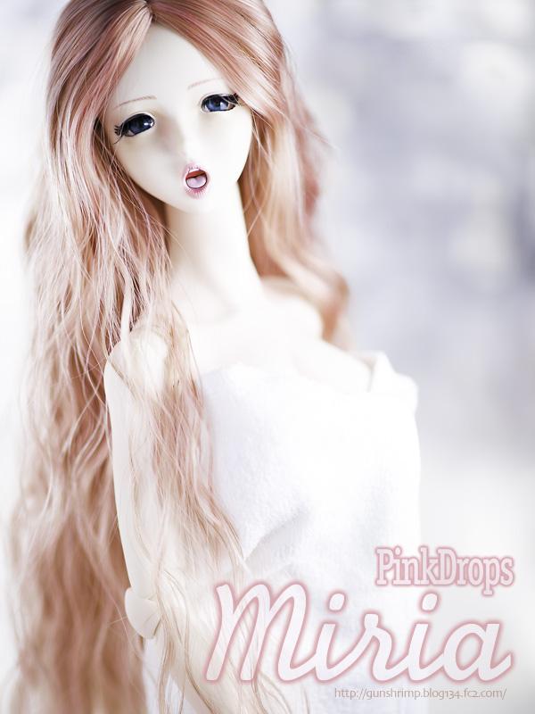 RealArtProject PinkDrops 魅莉阿(ミリア)