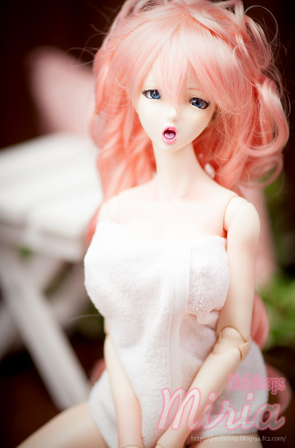Arcadia Pinkdrops 魅莉阿(ミリア)