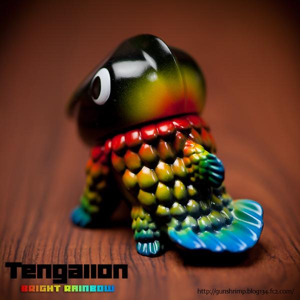 水陸怪獣テンガロン
