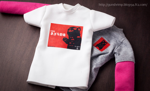 vmf50 ネゴラTシャツ