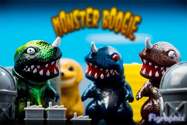 マックストイ MonsterBoogie サイコウビ