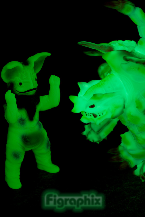 MAXTOY ZANGA Glow in the Dark