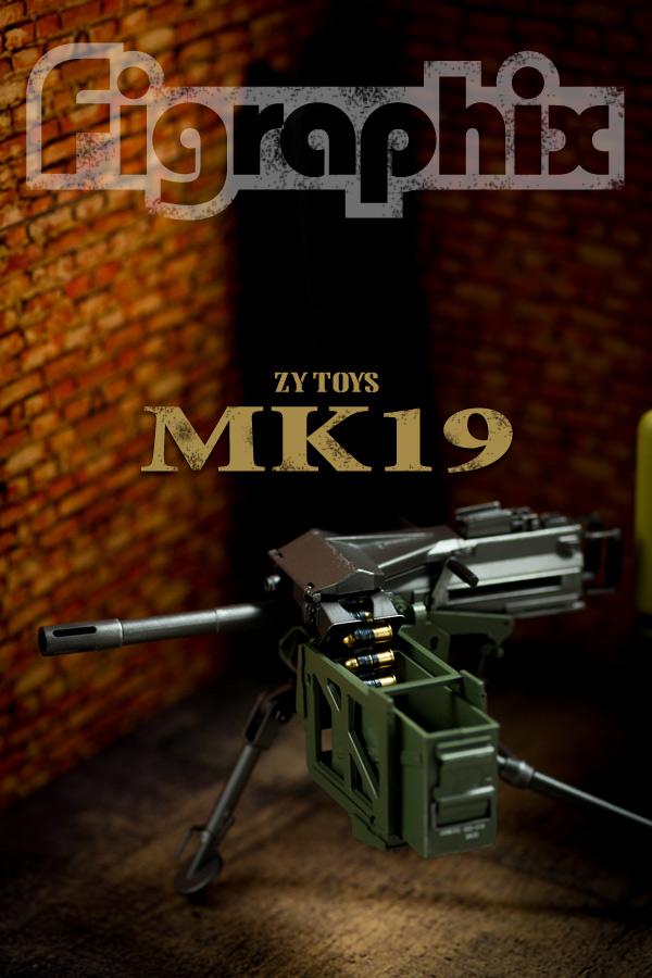 ZY TOYS MK19 ZY8030