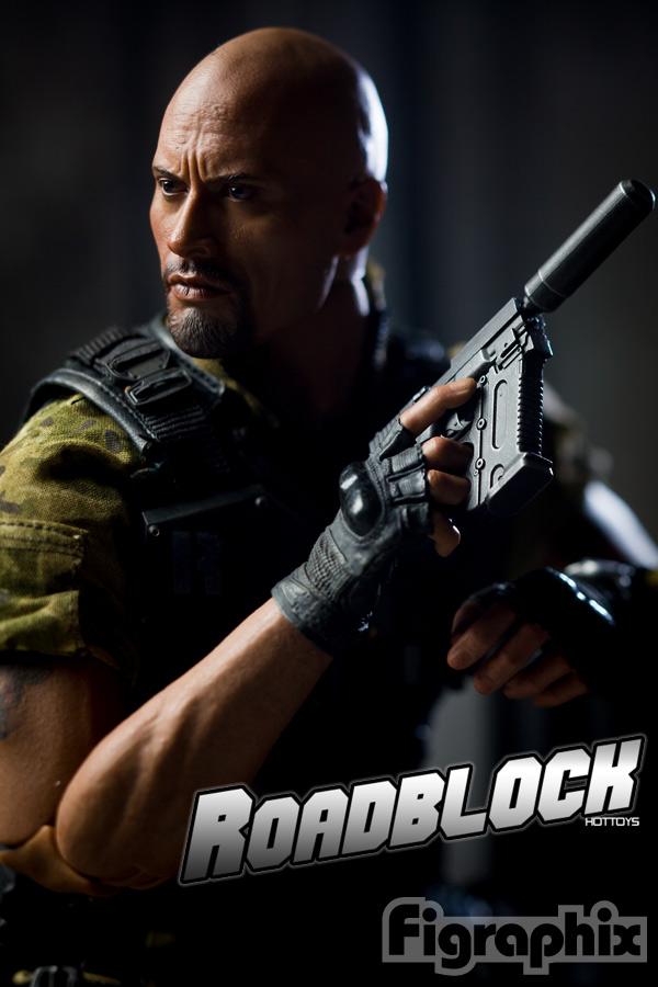 ホットトイズ G.I.ジョー ロードブロック