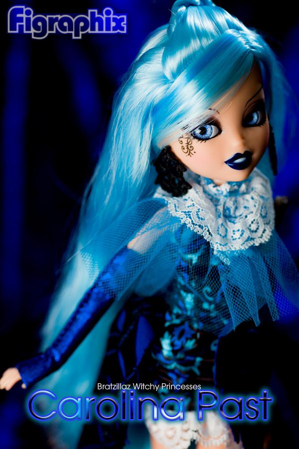 Carolina Past / Bratzillaz Witchy Princesses