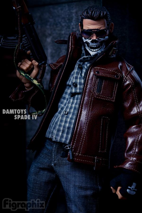 DAM TOYS SPADE IV / GANGSTERS KINGDOM