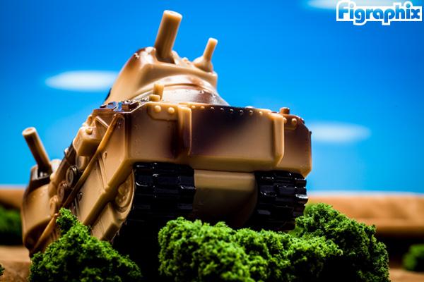 ウルトラセブン 対 化猫戦車